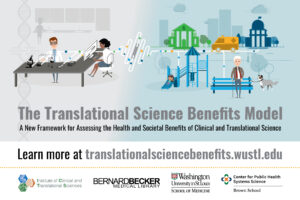 Oregon Clinical and Translational Research Institute utilizes WashU Translational Science Benefits Model to assess impact of research