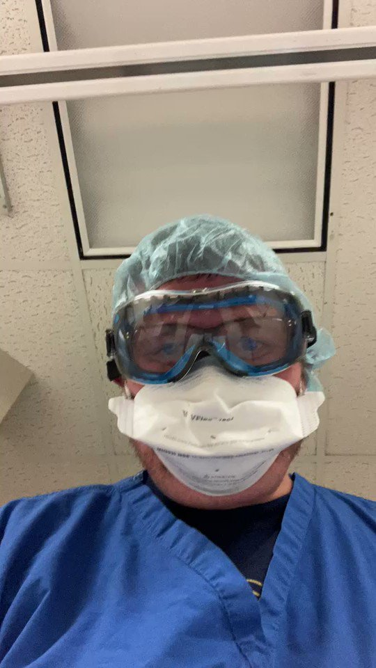 ICTS investigator and ICU physician Kenneth E. Remy, MD pleads for public to wear masks in video