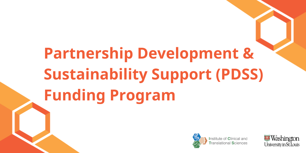 Partnership Development and Sustainability Support Program (PDSS) Awardees Announced