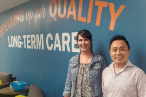 VOYCE advocates for long-term care residents